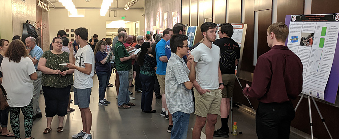 Oklahoma State University Physics REU 2018 Research Poster Session
